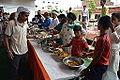 Lunch Distribution - Rawatpura Sarkar Ashram - Chitrakoot - Satna 2014-07-05 6433.JPG