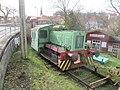 Lunzenau, Eisenbahnmuseum - LKM N4b (1).jpg