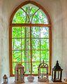 Lutheran church in Augstroze, Window 4.jpg