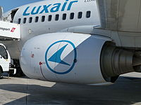 LX-LGQ - B737 - Luxair
