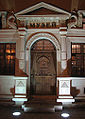 Lviv - Bandinelli palace at night - 03.jpg