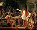 Lycurgus of Sparta, Jean-Jacques Le Barbier.jpg