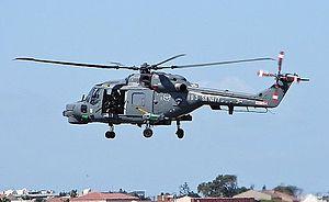 22 Squadron SAAF - AgustaWestland Super Lynx 300 Mk.64