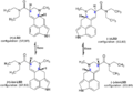 Lysergide stereoisomers structural formulae v.2.png