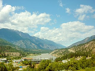 Lytton, British Columbia Village in British Columbia, Canada