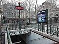Métro de Paris - Ligne 7 - Place Monge 06.jpg