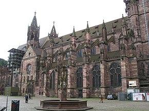 Freiburger Munster Wikipedia