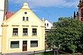 Měšťanský dům, nám. 5. května 216, Turínského, Libochovice, okr. Litoměřice, Ústecký kraj 02.jpg