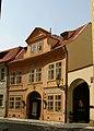 Měšťanský dům U Kynzlů (Malá Strana), Praha 1, Míšeňská 4, Malá Strana.JPG