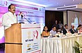 M. Venkaiah Naidu addressing the International Conference on 'Empowering Women Fostering Entrepreneurship, Innovation and Sustainability', organised by the NITI Aayog and Shri Ram College of Commerce, in New Delhi.JPG