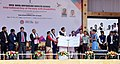 M. Venkaiah Naidu giving away Certificates and Grants to Students after launching Deen Dayal Divyangjan Sahajya Achoni, on the occasion of International Day of Persons with Disabilities, in Guwahati, Assam (2).jpg