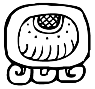 Maya calendar - Image: MAYA g log cal D01 Imix
