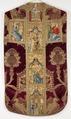 MCC-21676 Rood kazuifel met genadestoel en scènes uit het Marialeven (1).tif