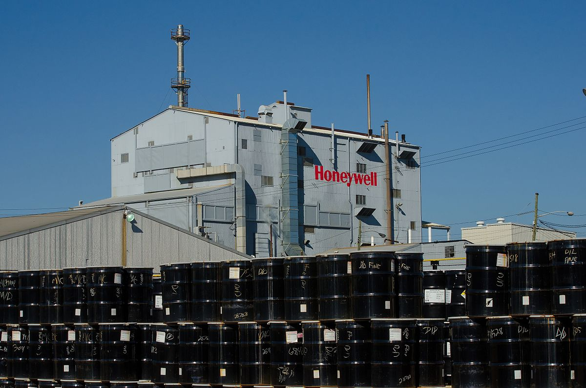 Honeywell Uranium Hexafluoride Processing Facility - Wikipedia