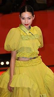 Fumi Nikaidō Actress, model