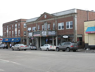 Museum of Bad Art - The Dedham Community Theater housed the first MOBA gallery in its basement.