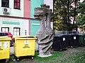 MOs810, WG 2016 47, Dolnoslaskie Zakamarki III (Srodkowa Street Legnica, sculpture).jpg