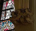 Maastricht, Sint-Servaasbasiliek, Dagkapel, gotische console 01.jpg