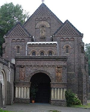 Heer, Maastricht - Image: Maastricht rijksmonument 506693 Kloosterkapel Opveld Veldstraat 20 20100903