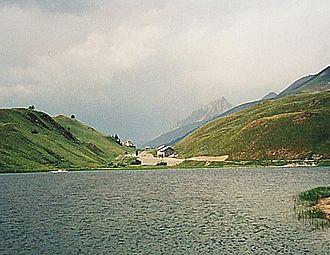 Maddalena Pass - Lago della Maddalena