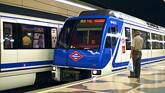 Transport in Spain - Madrid Metro