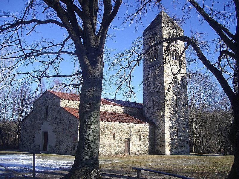 Chiesa Romanica di San Secondo a Magnano (Biella)