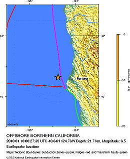 Magnitude 6.5 OFFSHORE NORTHERN CALIFORNIA 2010.jpg