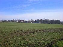 Maimbeville (Oise) - Vue du village depuis la route de Saint-Aubin.JPG