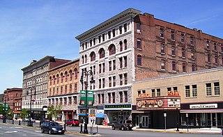 North Adams, Massachusetts City in Massachusetts, United States