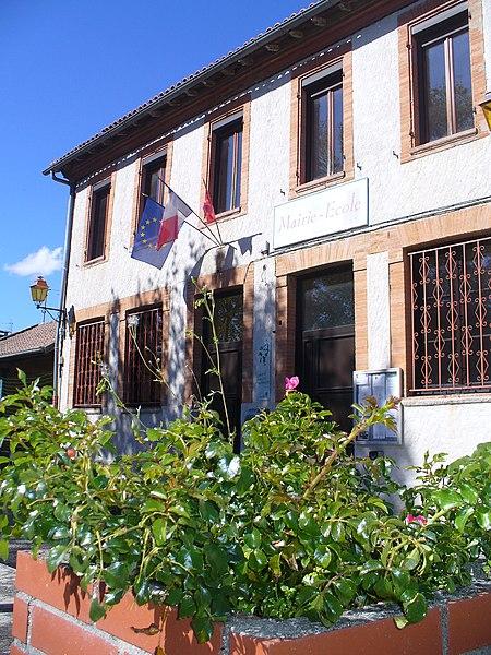 Pelleport (31): la mairie