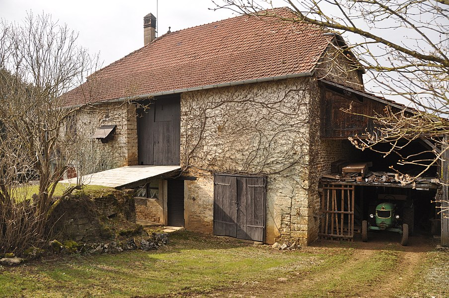 Maison dans Lizine