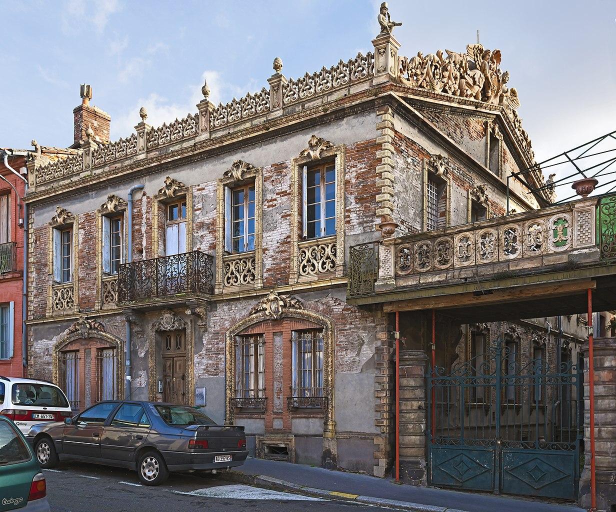 Fichier Maison En Terre Cuite De Virebent Avenue De La