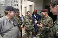 Major General William Caldwell speaks with Soldiers and Relief Workers in New Orleans.jpg