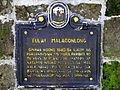 Malagonlong Bridge Historical Marker.JPG