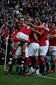 Manchester U - West Brom - Oct 2010 - Celebration 2.jpg