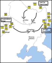 Soviet invasion of Manchuria Wikipedia