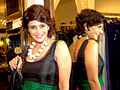 Mandira Bedi at South African designer Pieter Erasmus' jewellery shop (8).jpg
