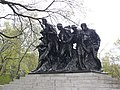 Manhattan Central park 107th New York Infantry memorial 02.JPG