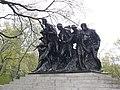 Manhattan Central park 107th New York Infantry memorial 02.JPG