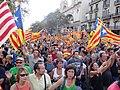 Manifestació ANC en la Diada Nacional de Catalunya, 11 de setembre a Barcelona (setembre 2012) - panoramio (2).jpg