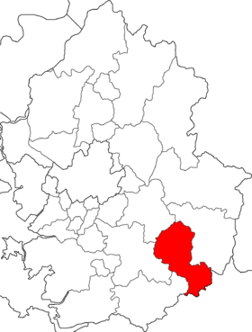 Location of Icheon
