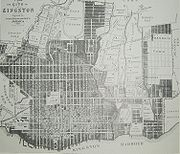 Map Kingston 1897