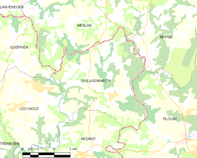 Map commune FR insee code 29071.png