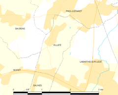 Map commune FR insee code 31580.png