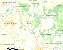 Map commune FR insee code 49049.png