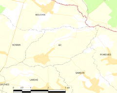 Map commune FR insee code 59004.png