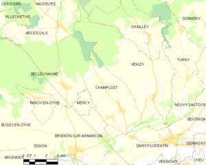 Map commune FR insee code 89076.png