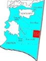 Map of Anderson Township Hamilton County Ohio With Cherry Grove.png