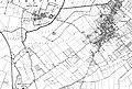 Map of Cambridgeshire OS Map name 034-SW, Ordnance Survey, 1884-1892.jpg