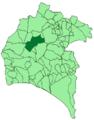Map of El Cerro de Andévalo (Huelva).png